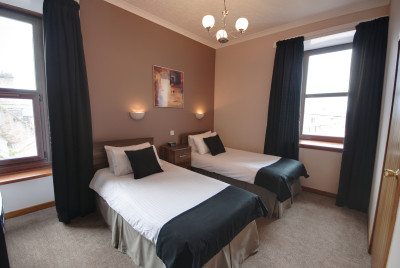Waverley Hotel Twin Bedroom
